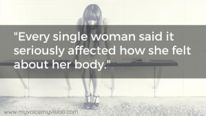 mvmv woman affected body