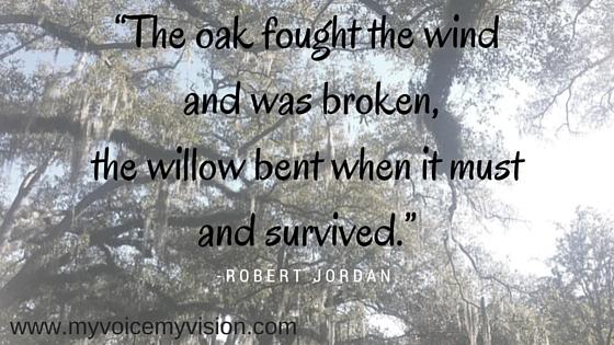 Jordan bending willow quote
