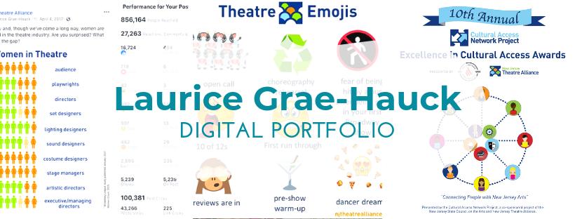 Laurice Grae-Hauck Digital Portfolio
